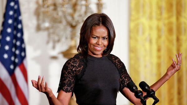 Michelle Obama - Sputnik France