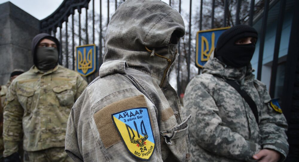 Les armes livrées à Kiev iront directement aux fascistes