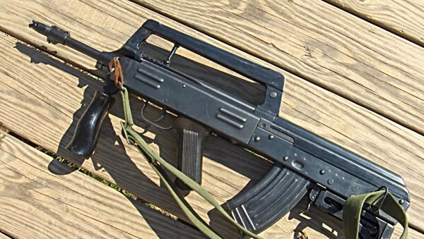 Type 86S assault rifle - Sputnik France