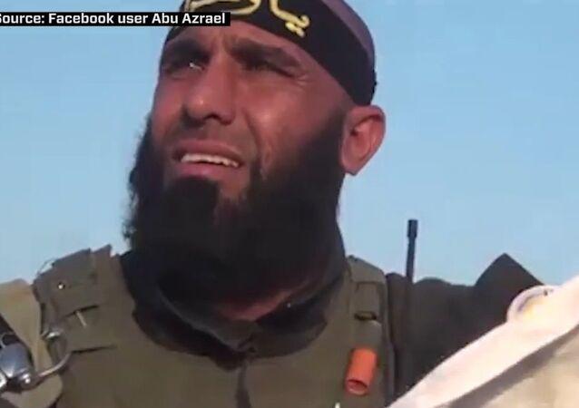 Abu-Azrael (Ange de la Mort)