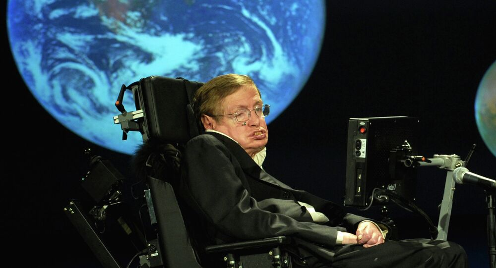 Stephen Hawking (Archives)
