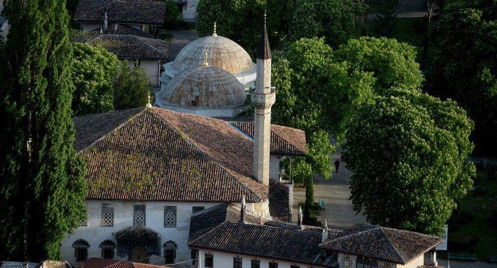 Crimée, Bakhtchissaraï