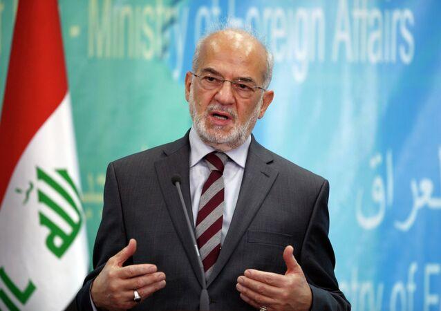 Chef de la diplomatie irakienne Ibrahim Jaafari. Archive photo