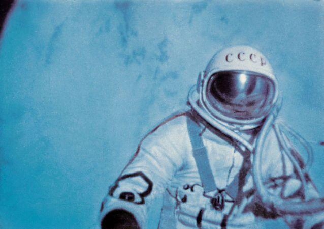 Alexeï Leonov, cosmonaute soviétique