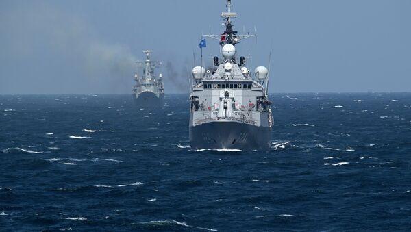 Un navire de l'Otan en mer Noire (archive photo) - Sputnik France