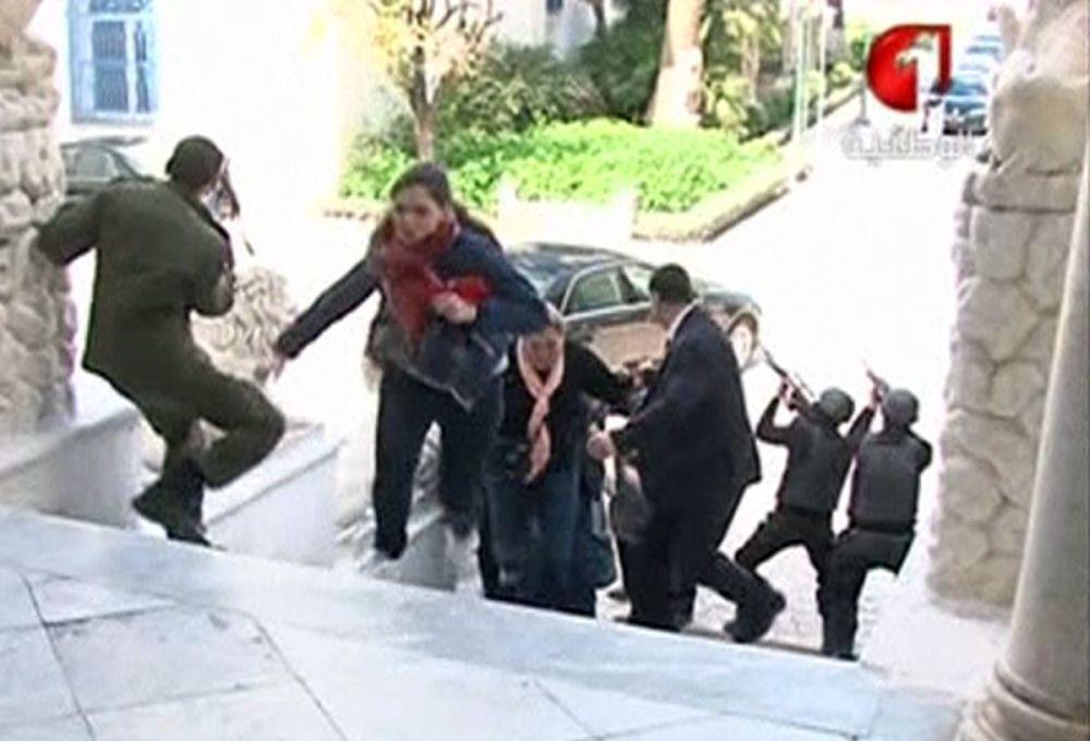 Tunisie: l'attaque terroriste du musée du Bardo
