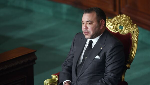 Mohammed VI du Maroc - Sputnik France