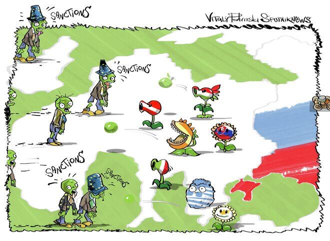 Sept pays de l'UE disent « stop » aux sanctions antirusses