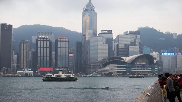 Города мира. Гонконг - Sputnik France