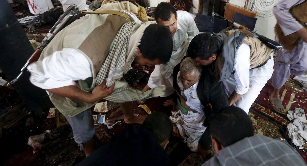 Blessés dans l'attentat du 20 mars