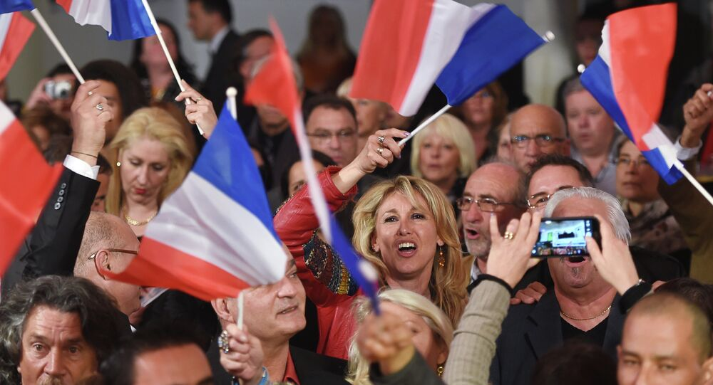 Supporters du FN