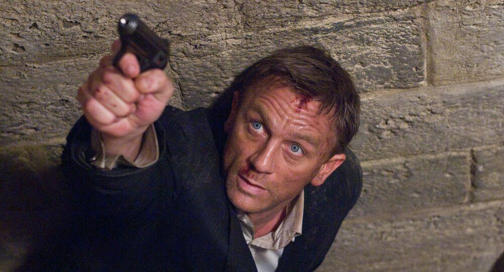 James Bond, image d'illustration