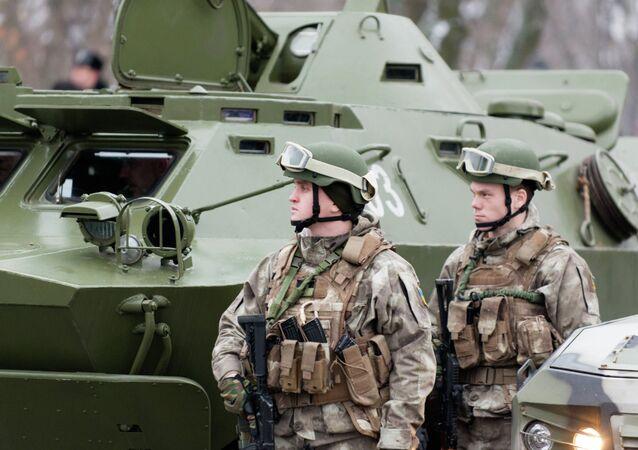 Garde nationale d'Ukraine (Archives)