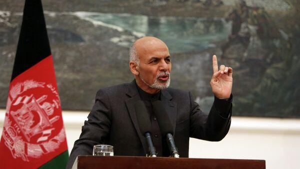 Afghan President Ashraf Ghani - Sputnik France