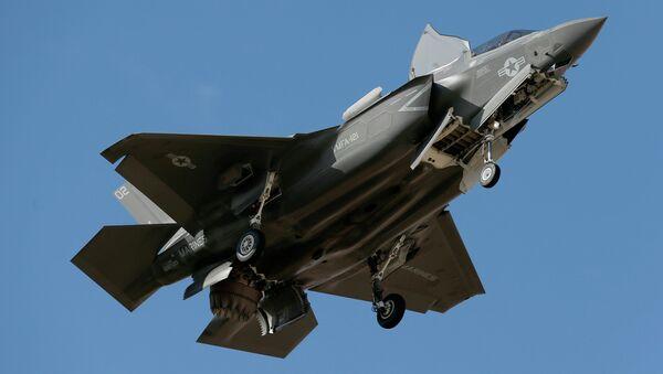 Le Pentagone réclame encore plus d'argent pour le F-35! - Sputnik France
