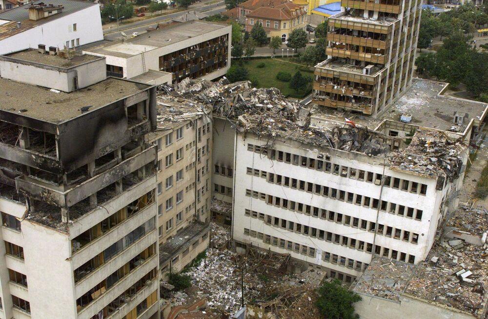 Il y a 16 ans, l'Otan commençait à bombarder la Yougoslavie