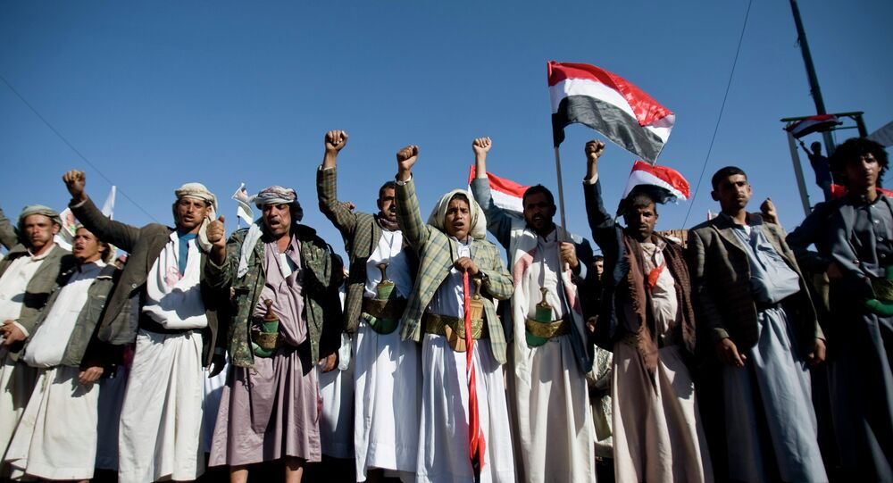 Chiites Houthis (Archives)