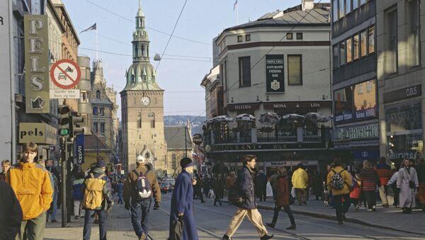 Город Осло, столица Норвегии - Sputnik France