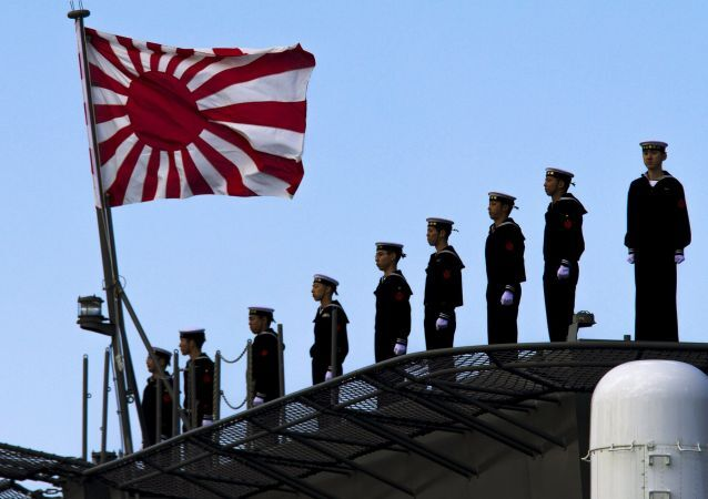 Marins japonais