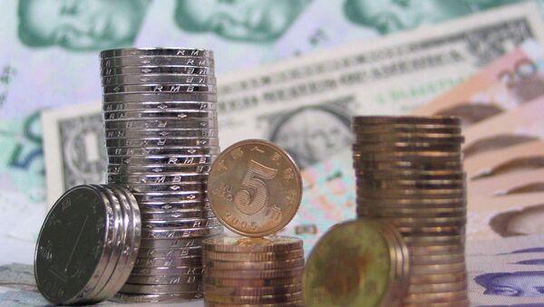 Yuans et dollars - Sputnik France