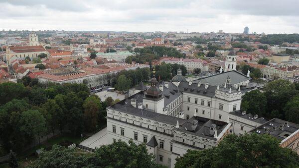 Города мира. Вильнюс - Sputnik France