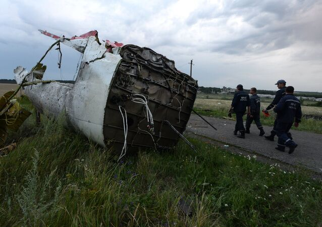 Crash du vol MH17