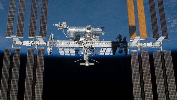 МКС - Sputnik France