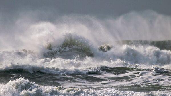 Super Swells. Attributed to El Niño. - Sputnik France