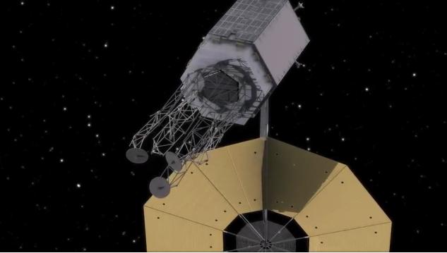 La NASA pille un astéroïde