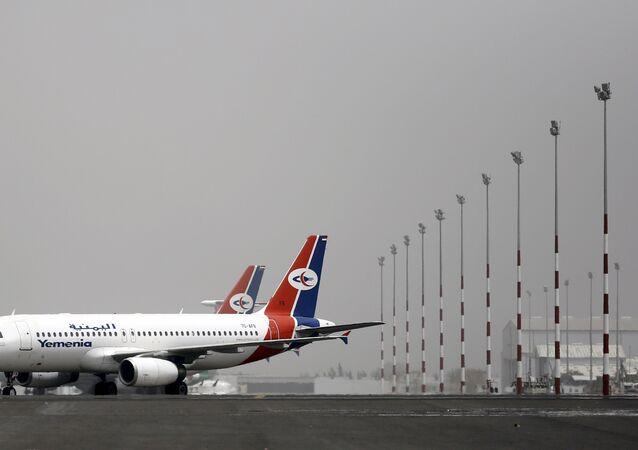 Aéroport de Sanaa
