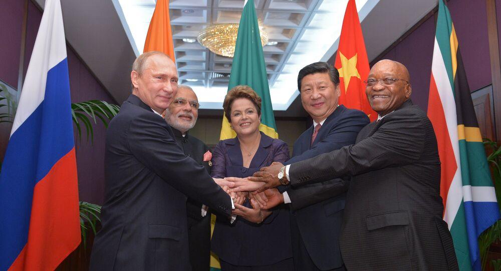 Les leaders des BRICS