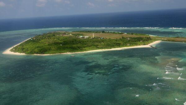 Îles Spratleys en mer de Chine méridionale - Sputnik France