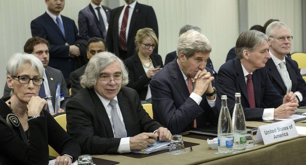 Négociations à Lausanne