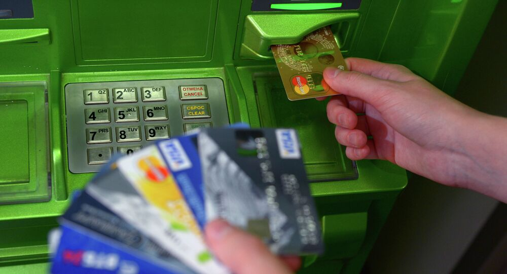 Les cartes bancaires Visa et Mastercard