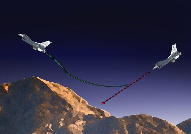 Projet commun de NASA, des forces aériennes US et de Lockheed Martin