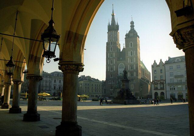 Cracovie. Pologne
