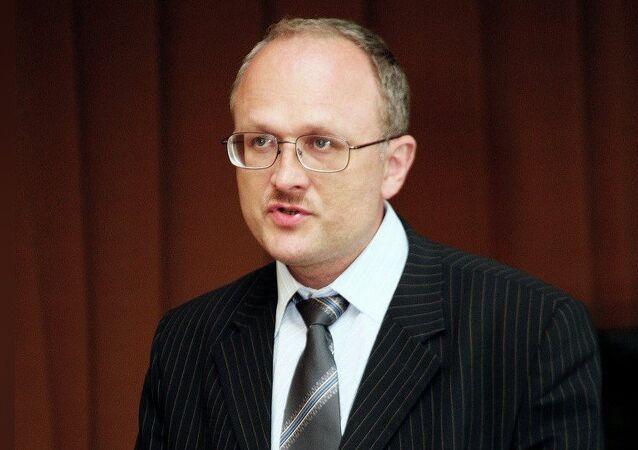 Oleg Nazarov, membre du Club Zinoviev