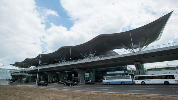 Здание нового терминала D Киевского международного аэропорта Борисполь - Sputnik France