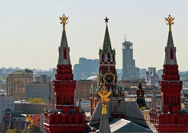 Moscou, Kremlin