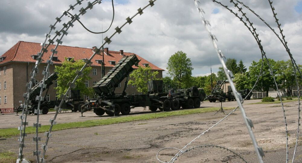 Missile Patriote, Pologne