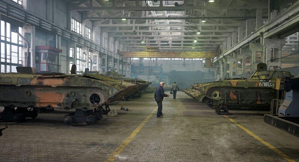 Entreprise militaire, Zhytomyr