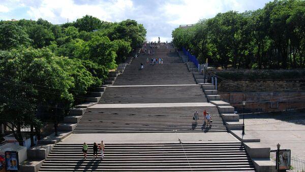 Потемкинская лестница в Одессе - Sputnik France