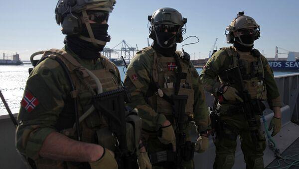 Norwegian navy special forces - Sputnik France