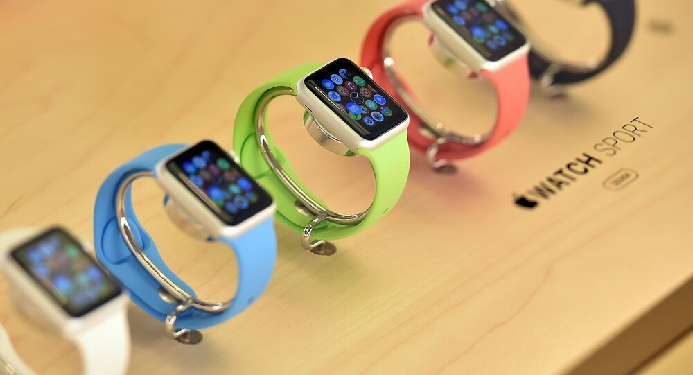 Apple Watches (photo d'archives)