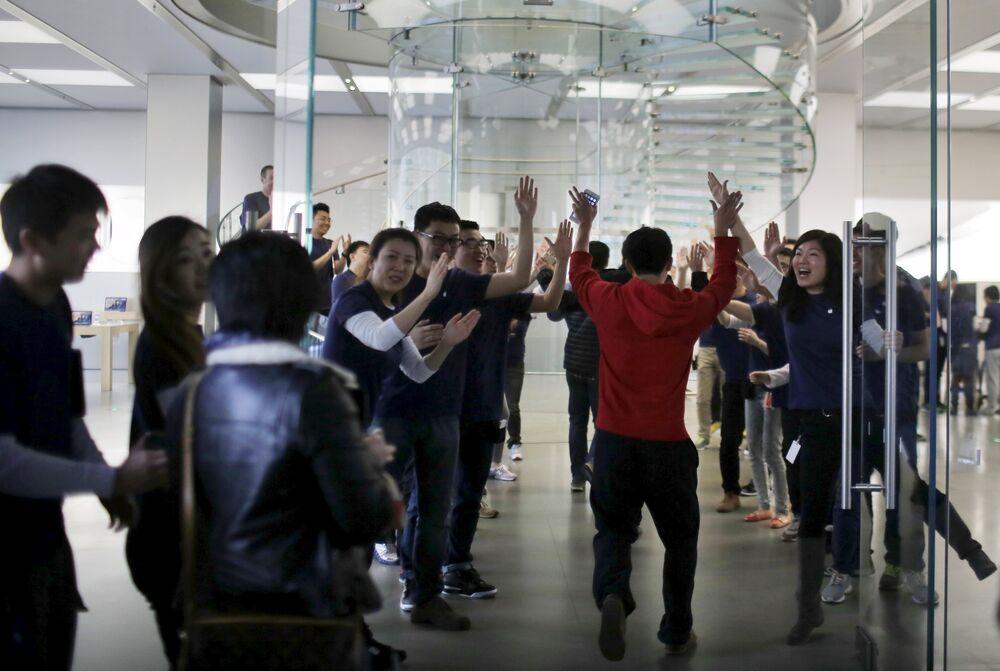 Apple Watch: premières séances d'essai
