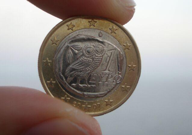 Греческий евро