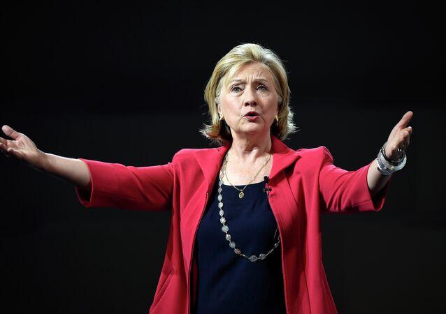 Un jeu en ligne pour booster la campagne d'Hillary