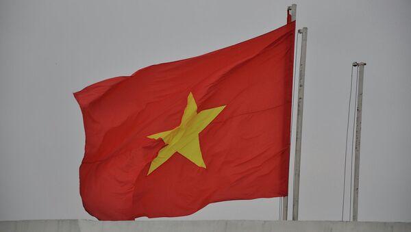 Drapeau vietnamien - Sputnik France