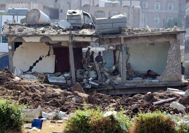 Situation au Yémen. Archives