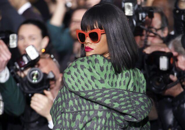 Rihanna, image d'archives